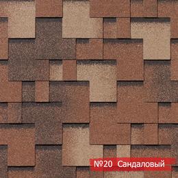 Битумная черепица RoofShield Classic Modern (Классик Модерн) (17, 18, 19, 20, 27, 45, 46)