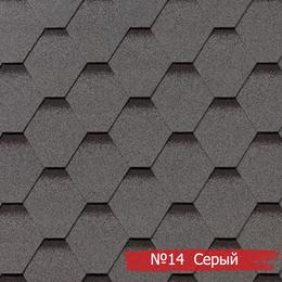 Битумная черепица RoofShield Premium Standart (Премиум Стандарт) (2, 6, 9, 14)