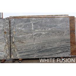 Натуральный камень Гранит импортный White Fusion