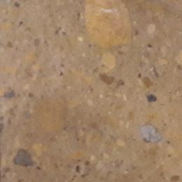 Натуральный камень Туф какао шлифованный