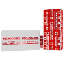 Утеплитель ТЕХНОПЛЕКС / TECHNOPLEX, 1200х600х30 мм (13 плит 8,84 м.кв)(35 кг/мЗ)