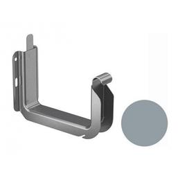 Кронштейн желоба универсальный Galeco BEZOKAPOWY 125/80 125 мм серебряный