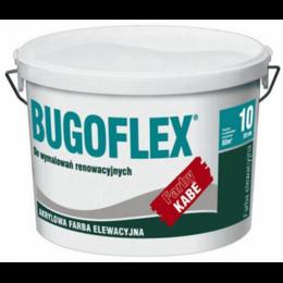 Краска BUGOFLEX Акриловая  дисперсионная для  фасадов. 5л