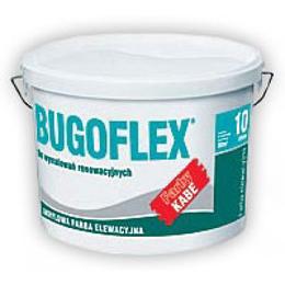 Краска BUGOFLEX Акриловая  дисперсионная для  фасадов. 10л