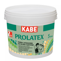Влагостойкая краска PROLATEX Мат/полумат 10л