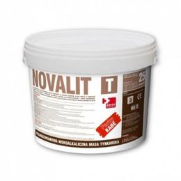 Полисиликатная штукатурная масса NOVALIT T