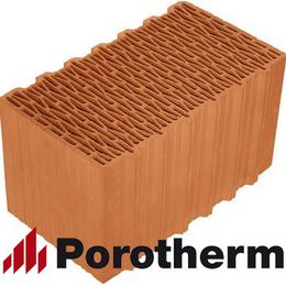 Керамический блок Porotherm Klima 44