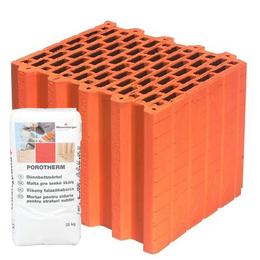 Керамический блок Porotherm Klima Profi 30