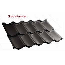 Модульная черепица BudMa Scandinavia Ceramic Matt 350