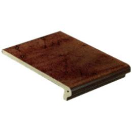 Клинкерные ступени, крыльцо ABC Klinkergruppe Antik Bronze-Weinrot клинкерные ступени