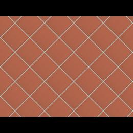 Напольная плитка King Klinker (01) Красный 150х150