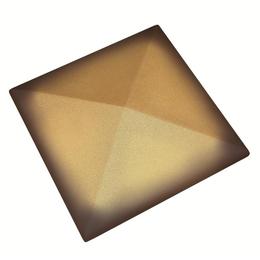 Элементы забора CRH Желтый Ангобированный 2