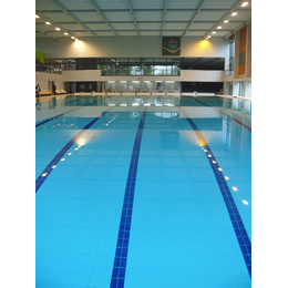 Плитка для бассейнов Interbau Blink Гостиничные бассейны в Оберстдорфе