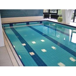 Плитка для бассейнов Interbau Blink Бассейн в гостинице Кельна