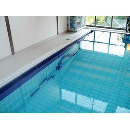 Плитка для бассейнов Interbau Blink Бассейны крытого типа в оздоровительном центре