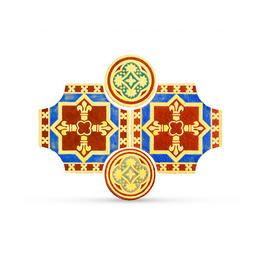 Напольная плитка FCB Cathedral (элемент декора)