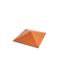 Элементы забора FCB Шляпа оранжевая 32х32