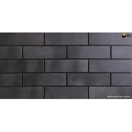 Клинкерная плитка SDS Keramik Westerwald Platin schwarz