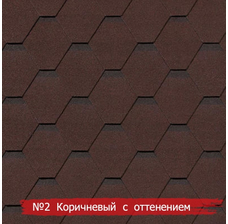 Битумная черепица RoofShield Classic Standart (Классик Стандарт) (2, 6, 9)