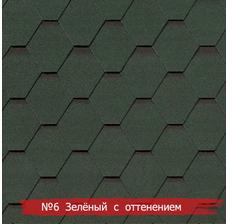 Изображение 2 Битумная черепица RoofShield Classic Standart (Классик Стандарт) (2, 6, 9)