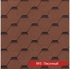 Битумная черепица RoofShield Classic Standart (Классик Стандарт) (1, 3, 5, 11, 42, 43, 46)