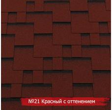 Изображение 4 Битумная черепица RoofShield Premium Modern (Премиум Модерн) (16, 44, 21, 28)