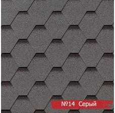 Изображение Битумная черепица RoofShield Premium Standart (Премиум Стандарт) (2, 6, 9, 14)