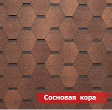 Изображение 5 Битумная черепица Tegola Super Mosaic (Супер Мозаика)