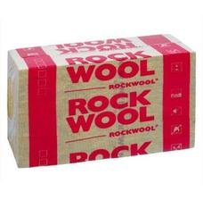Базальтовый утеплитель ROCKWOOL WENTIROCK MAX F маты со стеклохолстом 1000х600х100 (2,40м2)
