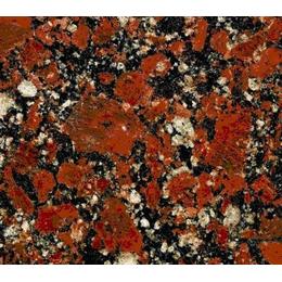 Натуральный камень Гранит красный GR1 Капустинский