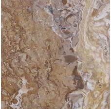 Натуральный камень Травертин тигровый