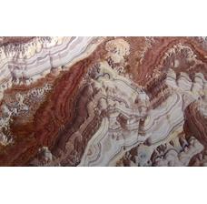 Натуральный камень Оникс Onice Red Ma