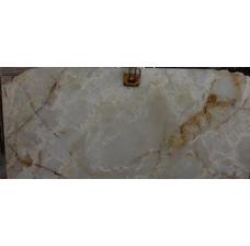 Натуральный камень Оникс Light Green Onyx White
