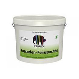 Шпатлёвочная масса Caparol Fassaden-Feinspachtel naturweiss