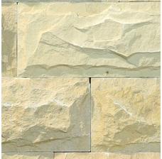 Известняк Кикеринский плитка с заколом 150*300*20 мм.