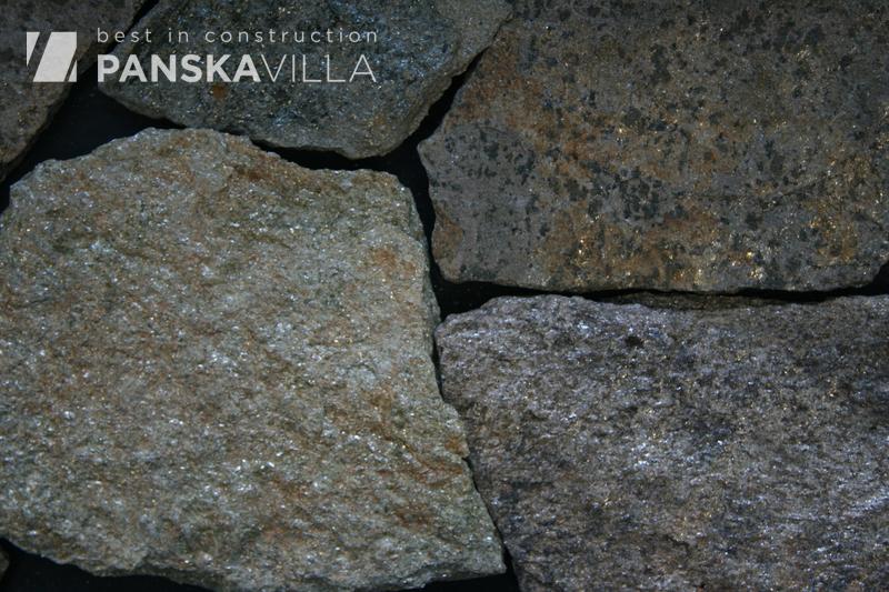 Златолит искра рваный край 10-25 мм