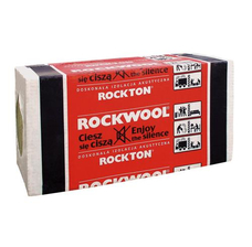 Базальтовый утеплитель ROCKWOOL ROCKTON 1000*600*100 (3 м2) *