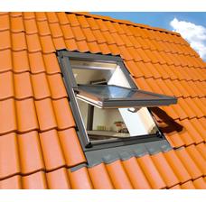 Изображение 3 Деревянные мансардные окна FAKRO FTS-V U2 94х140
