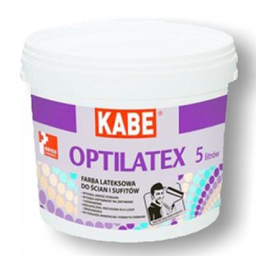 Акриловая краска OPTILATEX 10л