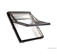 Мансардное Окно Roto WDF R75 K WD с ламинацией