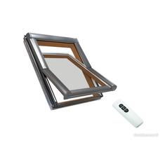Мансардное Окно Roto WDT R45 K WD Tronic с ламинацией