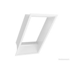 Откосы Roto ZIN BRE / LAE LT белые