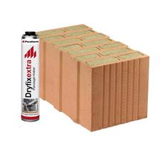 Керамический блок Porotherm T Profi Dryfix 44