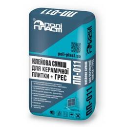 ПП-011Клеевая смесь для керамической плитки   + ГРЕС