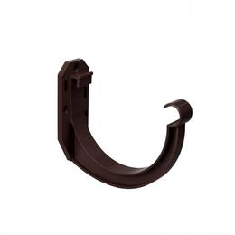 Кронштейн желоба Rainway 90 мм коричневый