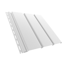 Софит-панель ASKO без перфорации Белый