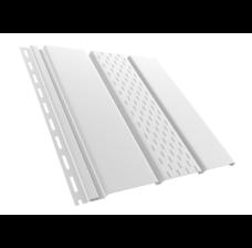 Софит-панель ASKO перфорированный Белый