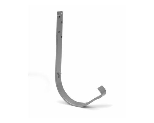 Водосток металлический Struga 125/90 Крюк желоба длинный 210 мм