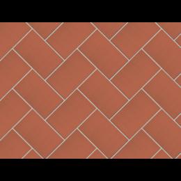 Напольная плитка King Klinker (01) Красный 150х245