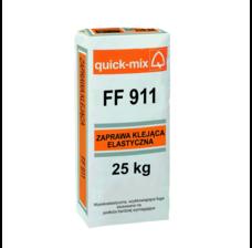 Эластичный, быстротвердеющий  раствор для заполнения швов Quick-mix FF 911
